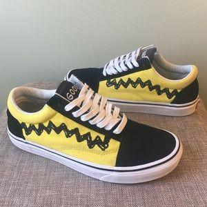 Vans Old School x Peanuts 'Charlie Brown'